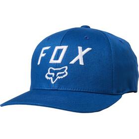 Fox Legacy Moth 110 Snapback Kappe Herren blau